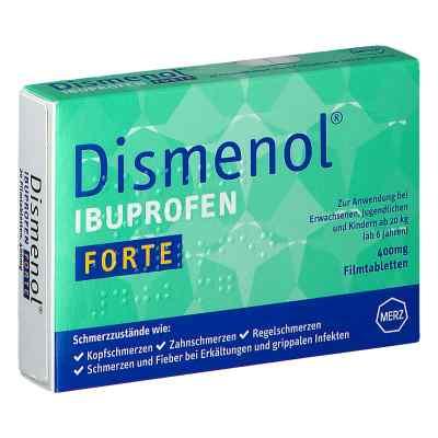 Dismenol forte Ibuprofen 400 mg Filmtabletten  bei apotheke.at bestellen