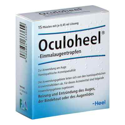 Oculoheel-Einmalaugentropfen  bei apotheke.at bestellen
