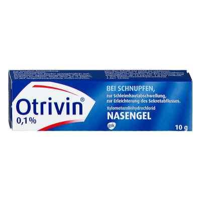 Otrivin 0,1 % - Nasengel  bei apotheke.at bestellen