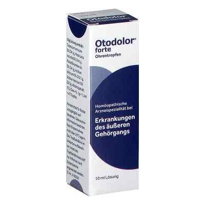 Otodolor forte Ohrentropfen  bei apotheke.at bestellen
