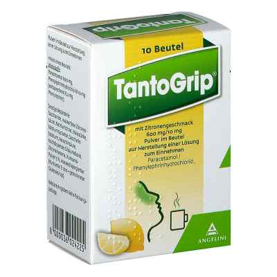 TANTOGRIP ZITRO 600MG/10MG  bei apotheke.at bestellen