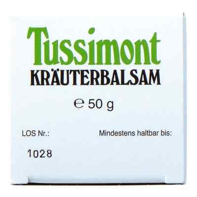 Tussimont Kräuterbalsam  bei apotheke.at bestellen
