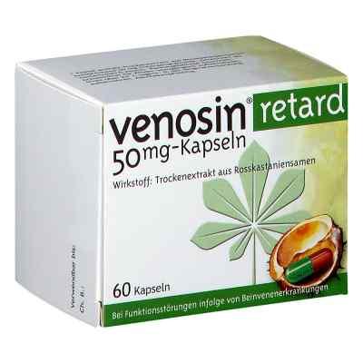 Venosin retard 50 mg - Kapseln  bei apotheke.at bestellen