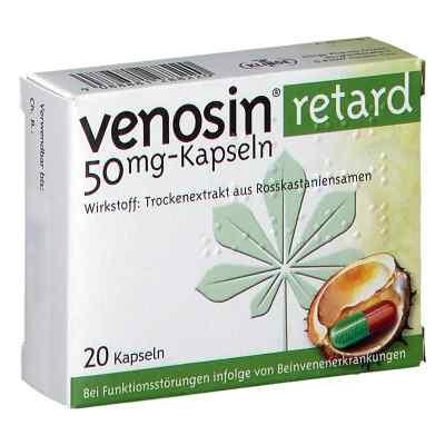 VENOSIN RET KPS 50MG  bei apotheke.at bestellen