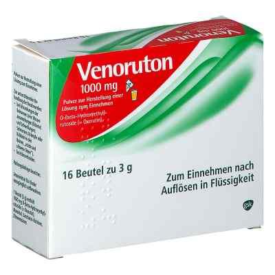 Venoruton 1000 mg Pulver zur Herstellung einer Lösung  bei apotheke.at bestellen
