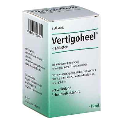 Vertigoheel - Tabletten  bei apotheke.at bestellen