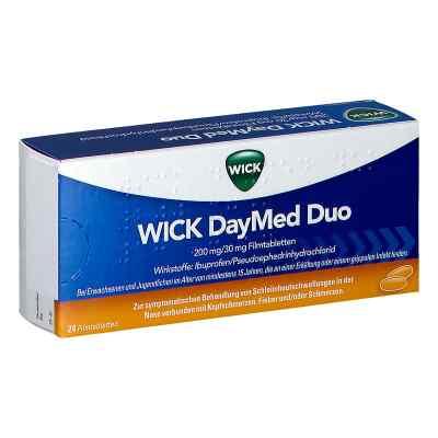 WICK DayMed Duo 200mg / 30mg Filmtabletten  bei apotheke.at bestellen