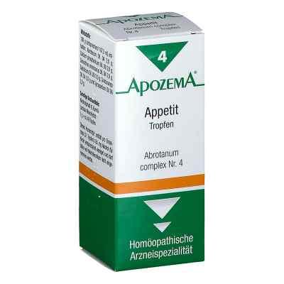 Apozema Appetit Abrotanum complex Nummer 4 - Tropfen  bei apotheke.at bestellen