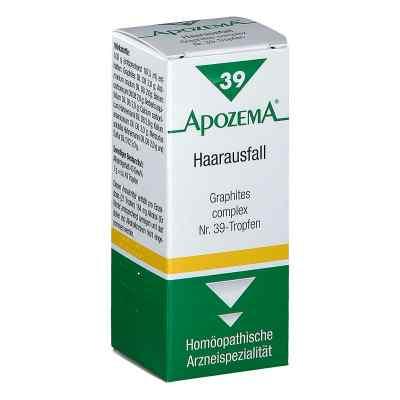 Apozema Haarausfall Graphites complex Nummer 39 - Tropfen  bei apotheke.at bestellen