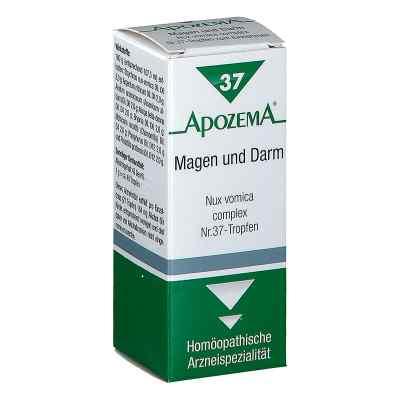 Apozema Magen und Darm Nux vomica complex Nummer 37 - Tropfen  bei apotheke.at bestellen