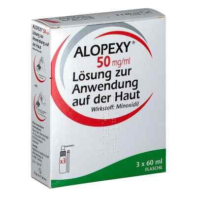 ALOPEXY 5 % - Lösung zur Anwendung auf der Haut  bei apotheke.at bestellen