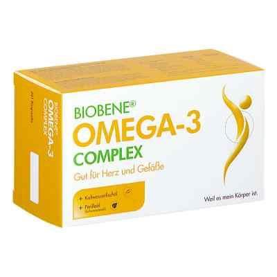 BIOBENE Omega-3 Complex Kapseln  bei apotheke.at bestellen