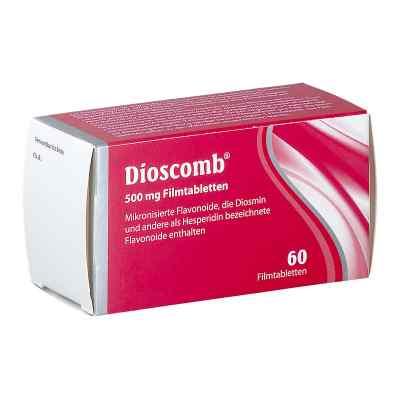 Dioscomb 500 mg Filmtabletten  bei apotheke.at bestellen