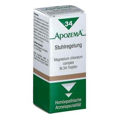 Apozema Stuhlregelung Magnesium chloratum complex Nummer 34 - Tr  bei apotheke.at bestellen