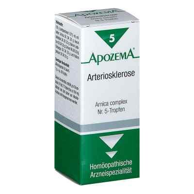 Apozema Arteriosklerose Arnica complex Nummer 5 - Tropfen  bei apotheke.at bestellen