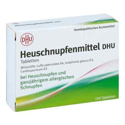 Heuschnupfenmittel Dhu Tabletten