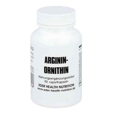 Arginin/ornithin Kapseln  bei apotheke.at bestellen