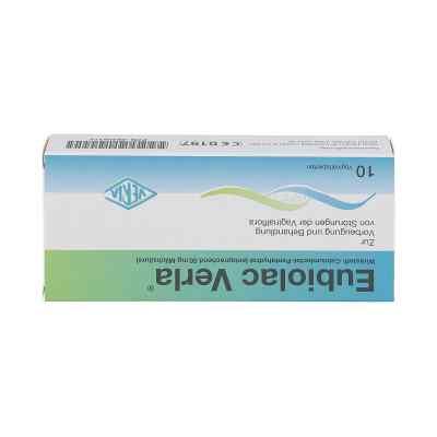 Eubiolac Verla Vaginaltabletten  bei apotheke.at bestellen