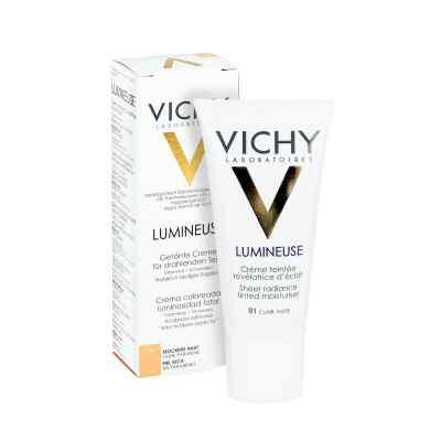 Vichy Lumineuse Satinee clair für  trockene Haut Cr.  bei apotheke.at bestellen