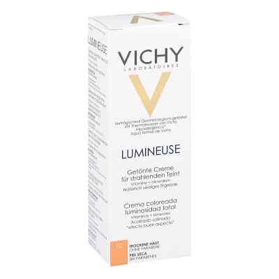 Vichy Lumineuse Satinee peche für  trockene Haut Cr.  bei apotheke.at bestellen