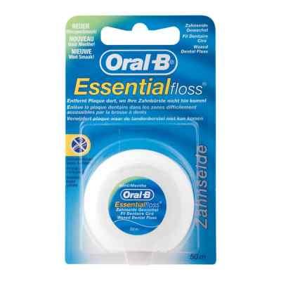 Oral B Zahnseide gewachst mint