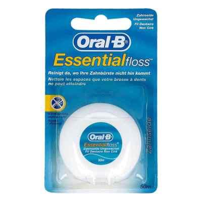 Oral B Zahnseide Essential Floss ungewachst