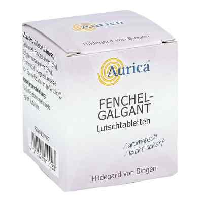Fenchel Galgant Lutschtabletten  Aurica  bei apotheke.at bestellen