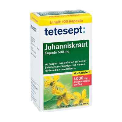 Tetesept Johanniskraut 500mg  bei apotheke.at bestellen