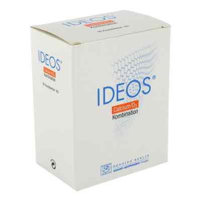Ideos 500mg/400 I.E.  bei apotheke.at bestellen