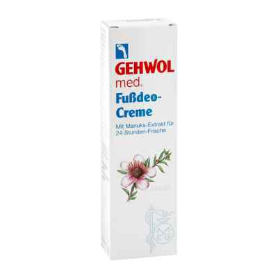 Gehwol med Fussdeo-creme