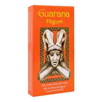 Guarana Fitgum Blisterpack.kaudragees  bei apotheke.at bestellen