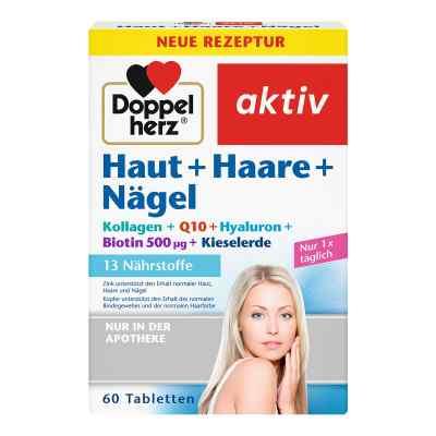 Doppelherz Haut + Haare + Nägel Tabletten  bei apotheke.at bestellen