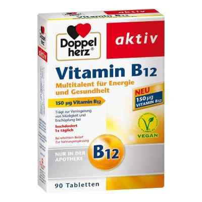 Doppelherz Vitamin B12 Tabletten  bei apotheke.at bestellen
