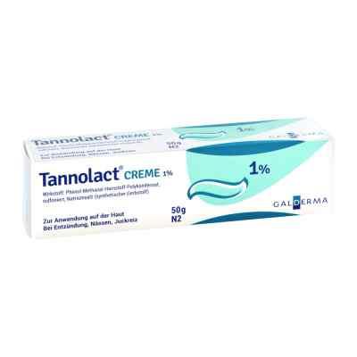 Tannolact Creme 1%  bei apotheke.at bestellen