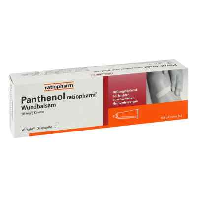 Panthenol-ratiopharm Wundbalsam  bei apotheke.at bestellen