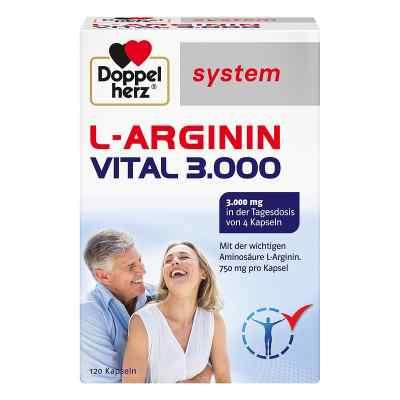 Doppelherz L-arginin Vital 3000 system Kapseln  bei apotheke.at bestellen