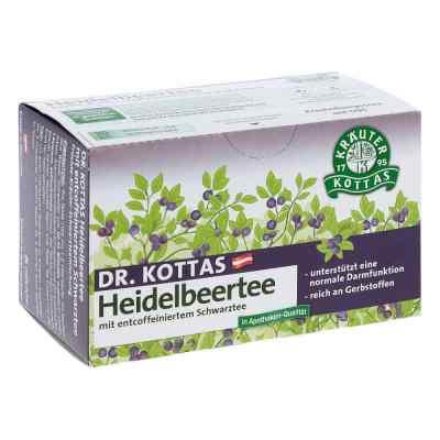 Dr.kottas Heidelbeertee Filterbeutel  bei apotheke.at bestellen