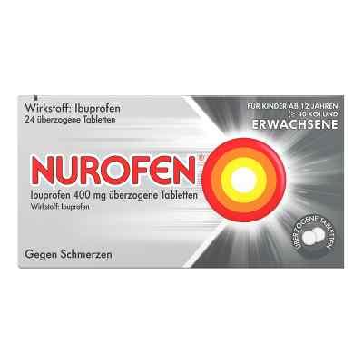 NUROFEN Ibuprofen überzogene Tabletten bei Kopfschmerzen  bei apotheke.at bestellen