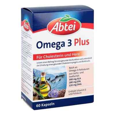 Abtei Omega 3 6 9 Lachsöl+leinöl+oliv.öl Kapseln  bei apotheke.at bestellen