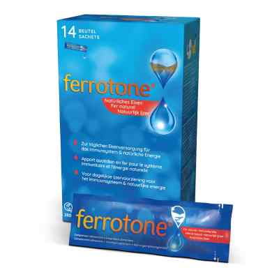 Ferrotone - der flüssige Eisen-Lieferant  bei apotheke.at bestellen