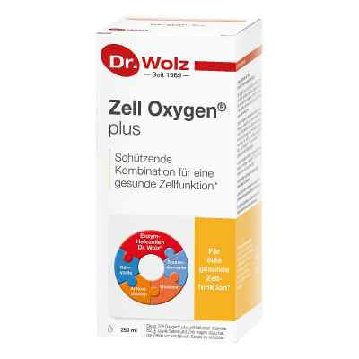 Zell Oxygen plus flüssig  bei apotheke.at bestellen