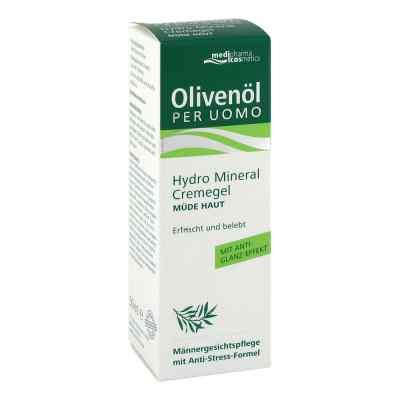 Olivenöl Per Uomo Hydro Mineral Cremegel  bei apotheke.at bestellen