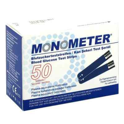 Monometer Blutzucker-teststreifen P plasma-äquiv.