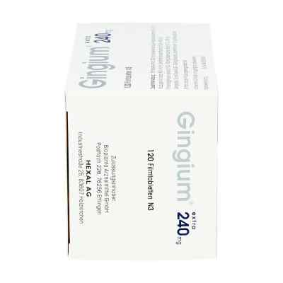 Gingium extra 240mg  bei apotheke.at bestellen