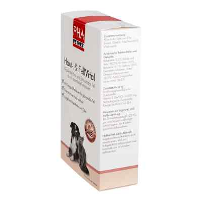 Pha Haut- und Fellvital für Hunde flüssig