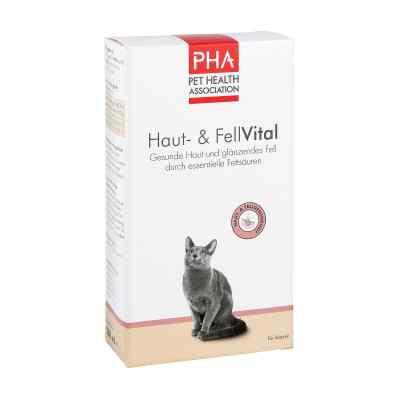 Pha Haut- und Fellvital für Katzen flüssig