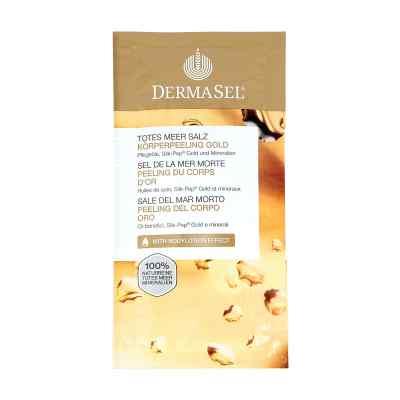 Dermasel Peeling Körper Gold Exklusiv  bei apotheke.at bestellen