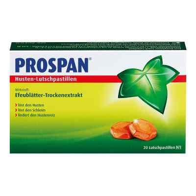 Prospan Husten-Lutschpastillen