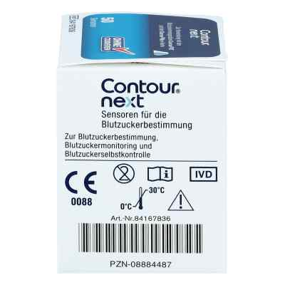 Contour next Sensoren Teststreifen  bei apotheke.at bestellen