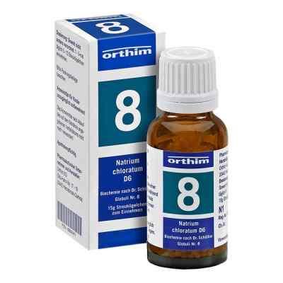 Biochemie Globuli 8 Natrium chloratum D6  bei apotheke.at bestellen